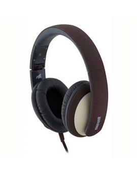 אוזניות+מיקרופון מתקפל MAXELL