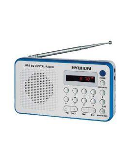 רדיו דיגיטלי HYUNDAI