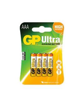 4 סוללות AAA
