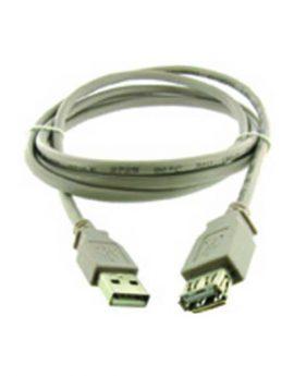 כבל USB זכר לנקבה