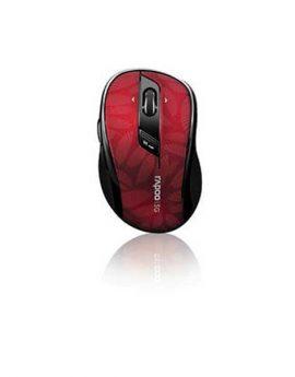 עכבר אלחוטי אדום 5.2GHz